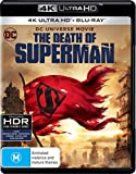 The Death of Superman 4K UHD / Blu-ray | DC Universe Movie | NON-USA Format | Region B Import - Australia