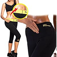 Pantalones cortos Hot Shapers para sauna adelgazante Fitness, varios tamaños (M)