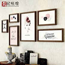 Paintsh Audrey Hepburn Decorative Painting Beautiful American Posters Background Wall Modern Bedroom Study Office Black And White Paintings, The Overall Size Of 194Cm * 77Cm, Photo Frame Thickness Of