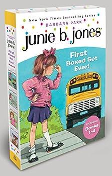 Junie B Jones s First Boxed Set Ever!  Books 1-4