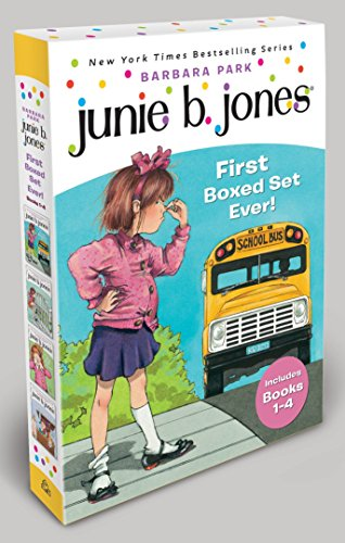 Junie B. Jones s First Boxed Set Ever! (Books 1-4)