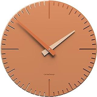 CalleaDesign - Wall Clock Exacto, tan