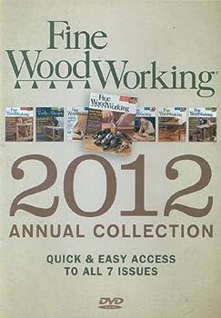 DVD-ROM 2012 Fine Woodworking Annual DVD Book