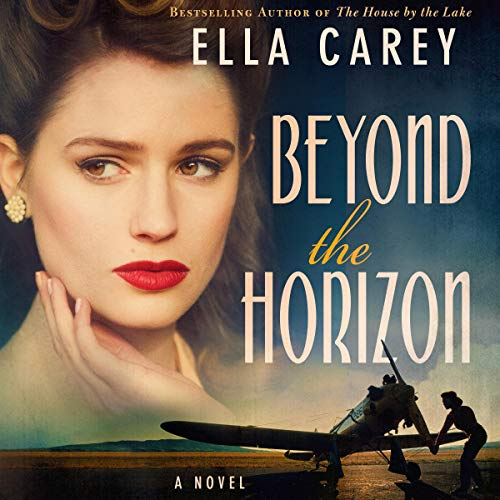 Beyond the Horizon audiobook cover art