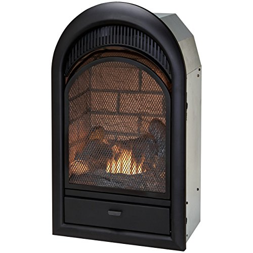 vent free dual fuel heater - 6