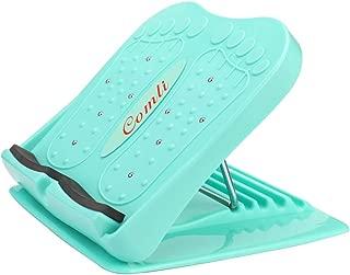 Comli Slant Board Adjustable Ankle Incline Board and Calf Stretcher 5 Position (330 lb Capacity)