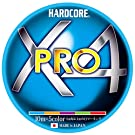 DUEL ( デュエル ) PEライン 釣り糸 HARDCORE X4 PRO 【 ライン 釣りライン 釣具 高強度 高感度 】