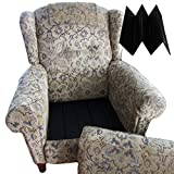 Evelots Sofa/Recliner Cushion Wood Support-NEW Improved-Stronger-21 Inches Wide