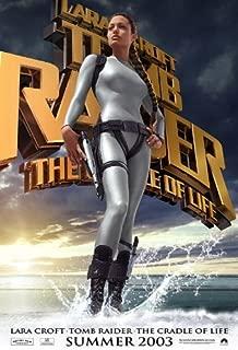 TOMB RAIDER 2 CRADLE OF LIFE MOVIE POSTER 1 Sided ORIGINAL ADV 27x40 LARA CROFT