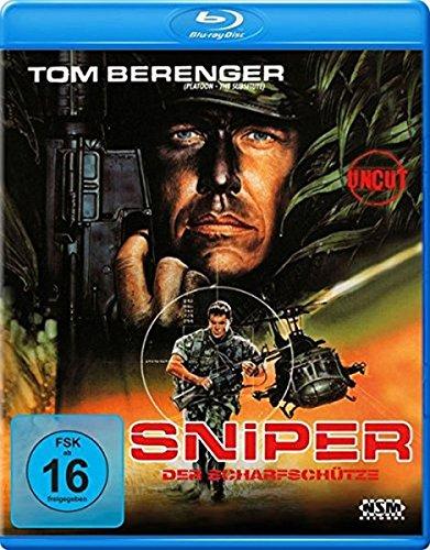Sniper - Der Scharfschütze [Blu-ray]