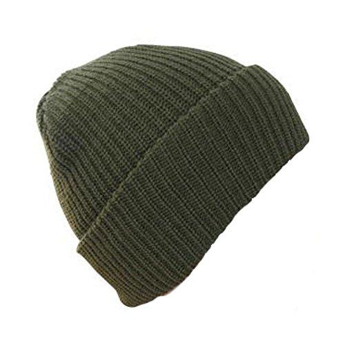 Mil-Tec - Bonnet Acrylique Taille Unique - STURM - Vert VA