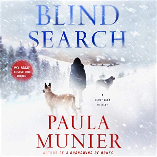 Blind Search audiobook cover art