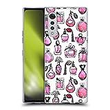 Head Case Designs Licenciado Oficialmente Andrea Lauren Design Perfumes Lady Like Carcasa de Gel de Silicona Compatible con LG Velvet / 5G