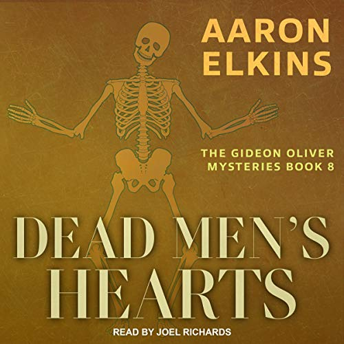 Dead Men's Hearts audiobook cover art