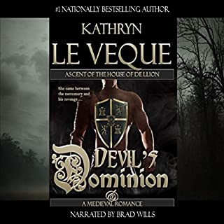 Devil's Dominion audiobook cover art