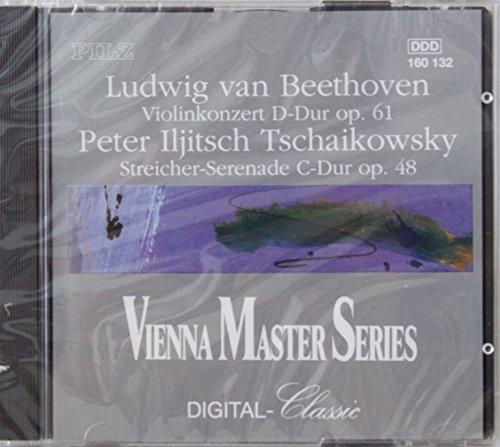 Violin Concerto in D / Serenade for Strings