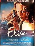Elisa - Gerard Depardieu - Vanessa Paradis - Filmposter A1