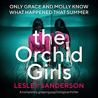 The Orchid Girls audiobook cover art