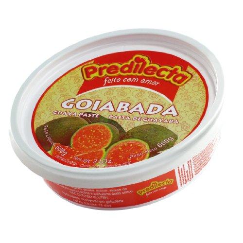 Schnittfestes Guaven-Dessert, Plastikdose 300g/ Goiabada Poli PREDILECTA 300g