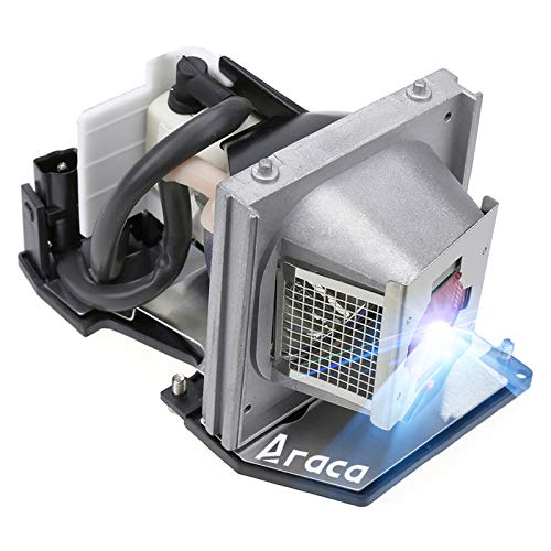 Araca for DELL 2400MP /468-8985 /GF538 Replacement Projector Lamp with Housing for 725-10089/310-7578 Quality Lamp¡