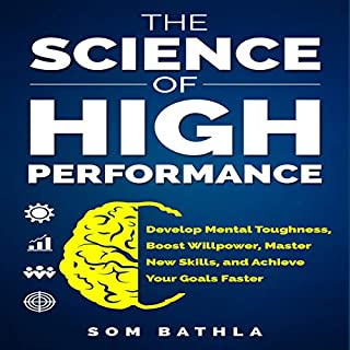 The Science of High Performance audiobook cover art