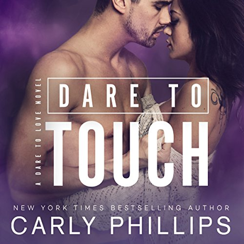 Dare to Touch audiobook cover art