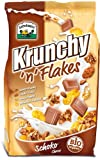 Barnhouse Krunchy Muesli Cereales Con Copos De Maíz Y Chocolate - Ecológico, Vegetariano - 375 G