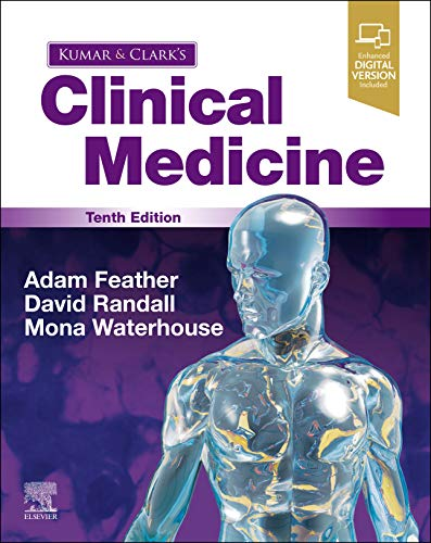 Compare Textbook Prices for Kumar and Clark's Clinical Medicine 10 Edition ISBN 9780702078682 by Feather MBBS  FRCP  FAcadMEd, Adam,Randall MA  MRCP, David,Waterhouse MA  MRCP, Mona