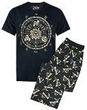 Zelda Conjunto de Pijama con Camiseta y pantalón Lounge Runes para Hombre
