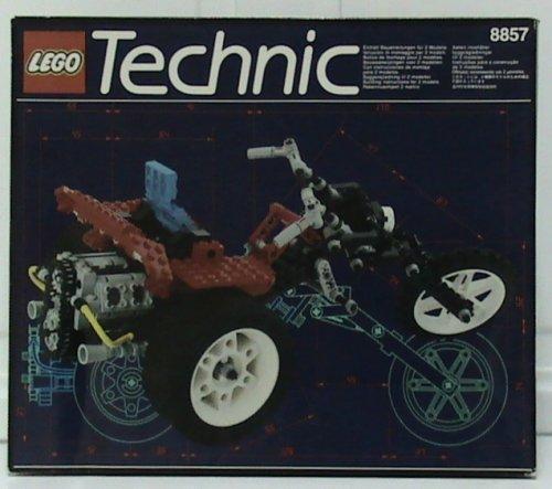 Lego Technic Street Chopper 8857