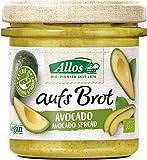 Allos Streichcreme 'aufs Brot' mit Avocado (140 g) - Bio