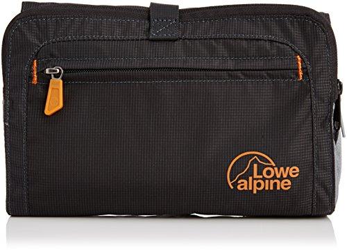 Lowe Alpine Roll-up Wash Bag Trousse de Toilette Homme, Anthracite, 0,8 L