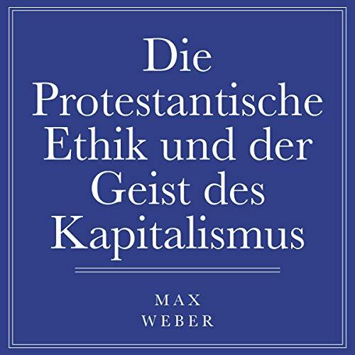 Die protestantische Ethik und der Geist des Kapitalismus Titelbild