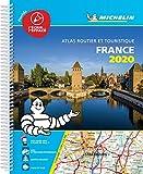Atlas France Plastifié Michelin 2020