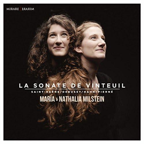 Maria Milstein & Nathalia Milstein
