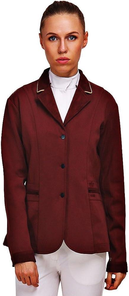 Max 68% Memphis Mall OFF George H Morri GHM Ladies M Champion Coat Show Wine