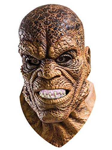 Rubie´s RUBIS DC Comics adultes Deluxe Killer Croc Masque Suicide Squad accessoire de costume
