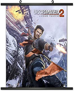 Best uncharted 2 among thieves poster Reviews