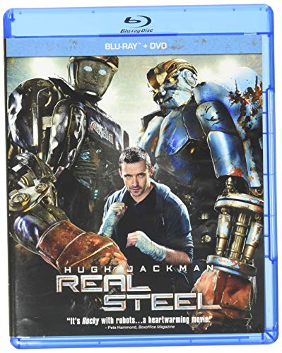 Real Steel (2 Blu-Ray) [Edizione: Stati Uniti] [USA] [Blu-ray]