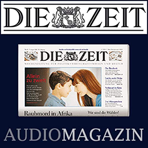 DIE ZEIT, March 10, 2016 cover art