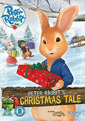 Peter Rabbits Christmas Tale by Unknown(2016-08-16)