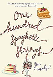 middle-grade books about food - one hundred spaghetti strings