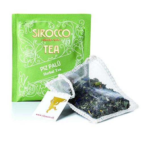 Sirocco Tee Piz Palü - Schweizer Bergkräutertee aus dem Puschlav