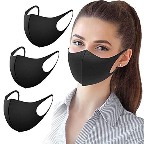 mascherine zandona EVMed - Set di 3. Copriviso alla Moda Unisex