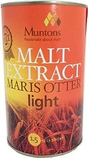 Muntons Maris Otter Light Malt Extract 3.3 lbs. by Home Brew Ohio