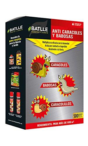Fitosanitarios - Anti Caracoles caja 500g - Batlle