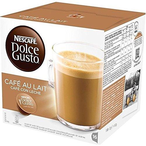 DOLCE GUSTO - CAFÉ CON LECHE