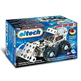Eitech Bulldozer Construction Set and Educational Toy - Intro to Engineering and STEM Learning, Steel