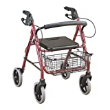 Apex Digital Aluminium Adult Walker Rollator