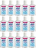 Purell Advanced Hand Sanitizer Refreshing Gel, 1 Fl Oz (15-Pack)